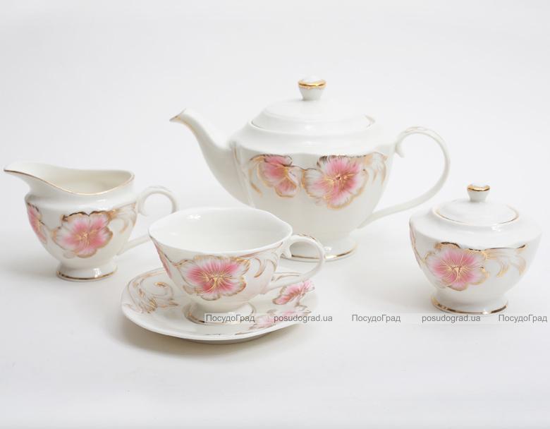 Чайный сервиз Spoleto-I 200мл 15 предметов на 6 персон