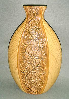 Ваза керамическая Flowering Branch