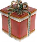 Банка керамічна «Подарунок» 1.3л, 15х15х18.5см
