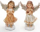 """Статуетка декоративна """"Ангел"""" 12.5см, штучний камінь"""