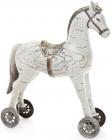 "Статуетка декоративна ""Дитяча конячка"" 37.5см, світла"