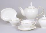 Чайный сервиз White Princess-112 15 предметов