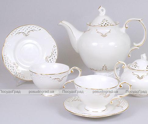 Чайный сервиз Princess Bona-113 15 предметов
