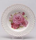 Блюдо Букет роз круглое Ø26.2см