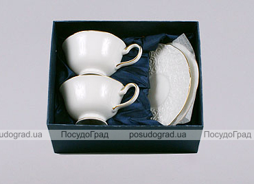 Чайный набор White Princess-214 280мл 4 предмета