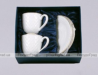 Чайный набор White Princess-215 280мл 4 предмета