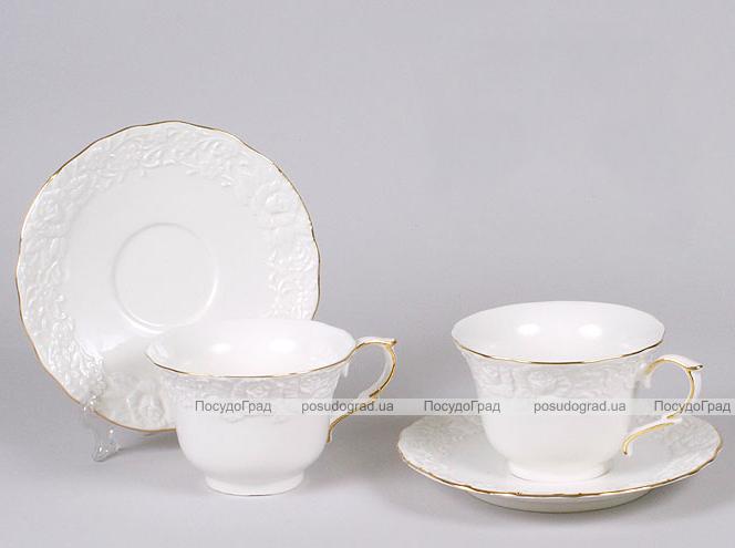 Чайный сервиз White Princess-310 280мл 12 предметов