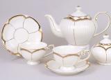 Чайний сервіз Princess Gold-520 15 предметів
