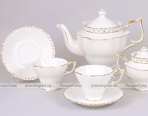 Чайный сервиз Princess Bona-528 15 предметов