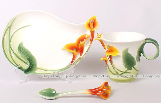 Кофейный набор Bright 3D-A30 160мл 3 предмета