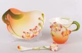 Кофейный набор Bright 3D-A31 150мл 3 предмета