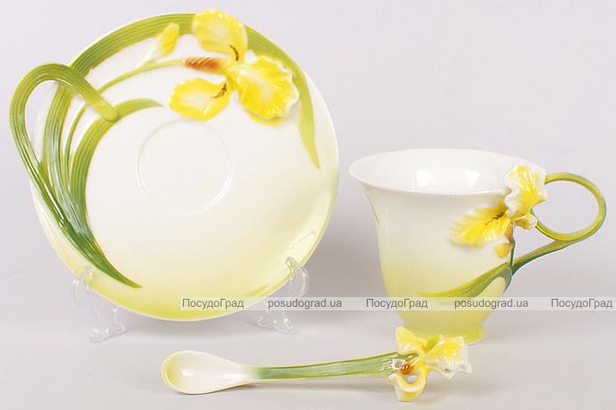 Кофейный набор Bright 3D-A32 160мл 3 предмета