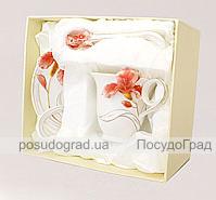 Кофейный набор Bright 3D-A43 160мл 3 предмета