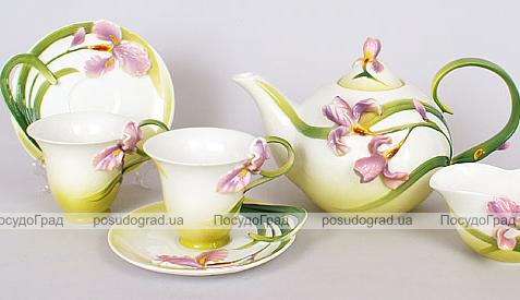 Кофейный набор Bright 3D-C15 15 предметов