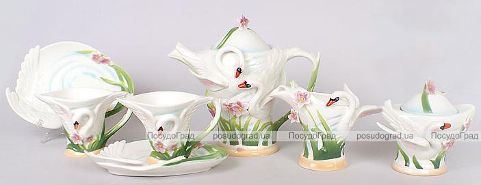 Кофейный набор Bright 3D-C18 15 предметов