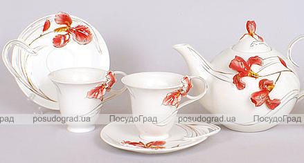 Кофейный сервиз Bright 3D-C39 15 предметов