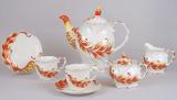 Чайний сервіз Bright 3D-C15 15 предметів