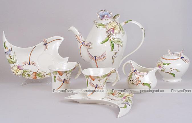 Чайный сервиз Bright 3D-C29 15 предметов