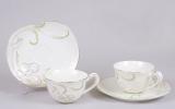 Чайний набір Princess Bona-B15 2 чашки 200мл і 2 блюдця, подарунковий