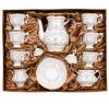 Чайный сервиз Princess Gold-C15 200мл 15 предметов на 6 персон