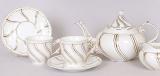 Чайный сервиз Princess Gold-8C10 15 предметов