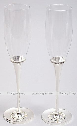 Набор фужеров для шампанского Wedding Donna 2шт