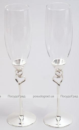 Набор фужеров для шампанского Wedding Adriana 2шт