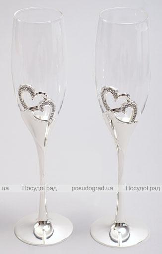 Набор фужеров для шампанского Wedding Barbara 2шт