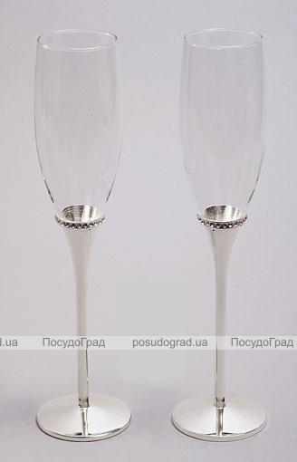 Набор фужеров для шампанского Wedding Emily 2шт