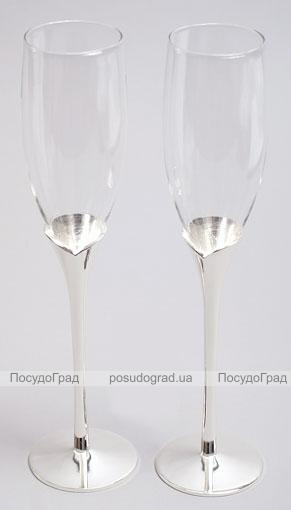 Набор фужеров для шампанского Wedding Eva 2шт