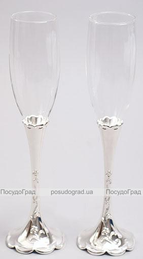 Набор фужеров для шампанского Wedding Gloria 2шт