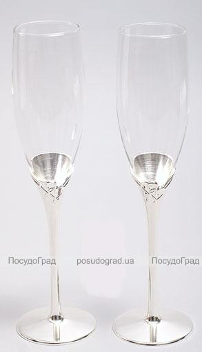 Набор фужеров для шампанского Wedding Jasmine 2шт