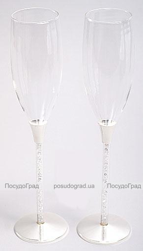 Набор фужеров для шампанского Wedding Paris 2шт