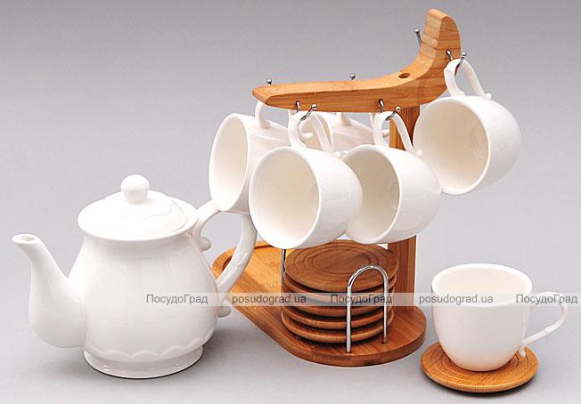 Набор кофейный Ceram-Bamboo 150мл 14 предметов