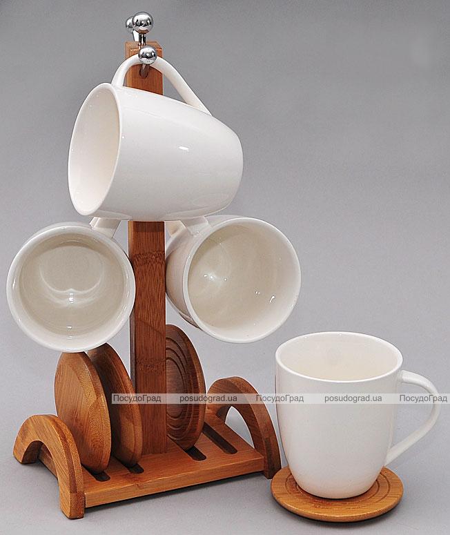 Набор чашек Ceram-Bamboo 220мл 9 предметов