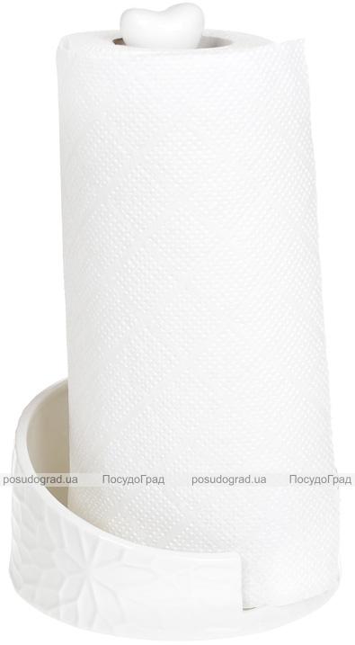 Держатель для бумажных полотенец Nouvelle Home Лепестки 25см