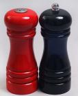 Набор Bona Spices Black&Red солонка и мельница 12,5см