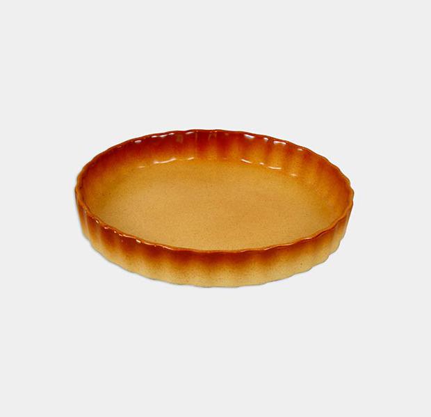 Керамическая жаропрочная форма Unico Classic круглая Ø22см