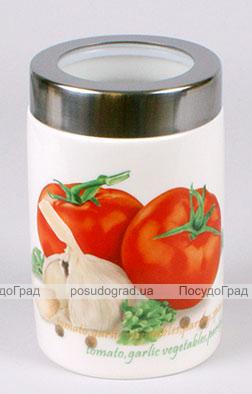 Банка Bona Tomatoes для сыпучих продуктов Ø10х16см