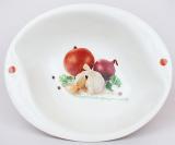 Салатник Fresh Salad Лук чеснок фарфор 18х15см