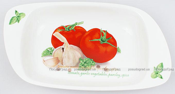 Салатник сервировочный Bona 26х14см