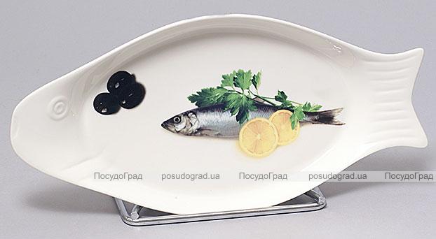 """Блюдо для рыбы Sea Food """"Рыбка 1"""" 32х15см"""