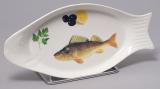 """Блюдо для риби Sea Food """"Рибка 2"""" 32х15см"""