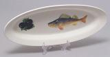 """Блюдо для рыбы Sea Food """"Оливки"""" 35х15см"""