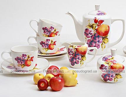 Чайный сервиз Farm Garden A10 270мл 15 предметов на 6 персон