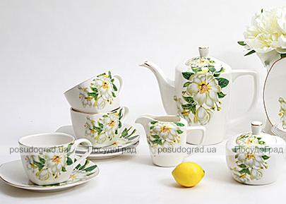 Чайный сервиз Farm Garden A13 270мл 15 предметов на 6 персон