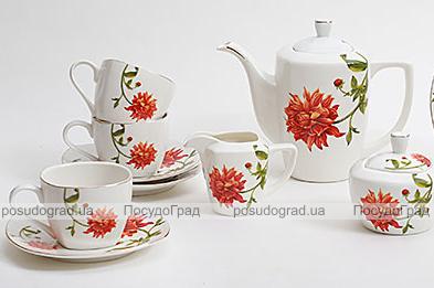 Чайный сервиз Farm Garden A15 270мл 15 предметов на 6 персон