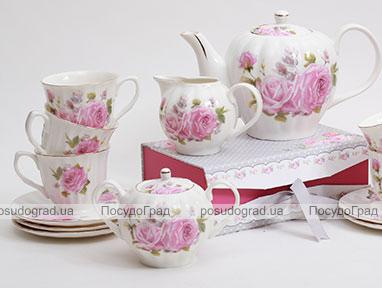 Чайный сервиз Farm Garden M19 250мл 15 предметов на 6 персон