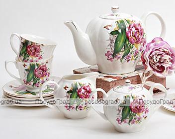 Чайный сервиз Farm Garden M21 250мл 15 предметов на 6 персон