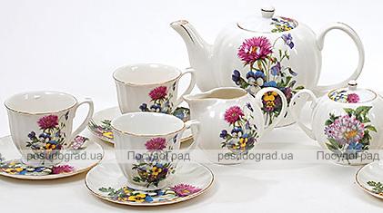Чайный сервиз Farm Garden M23 250мл 15 предметов на 6 персон